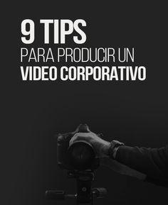 Tips y consejos para crear un video corporativo | Bauhaus Media Production