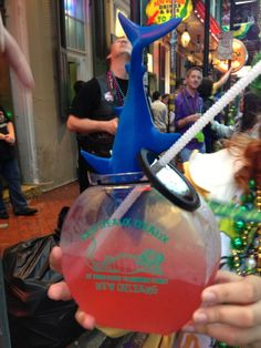 1000 images about mardis gras on pinterest mardi gras for Restaurants with fish bowl drinks near me