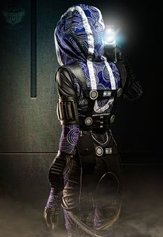 Tali'Zorah vas Normandy in Real Life!? - MMORPG News - MMOsite.com