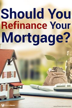Should you refinance your mortgage? Here is a great resource to weigh your options!