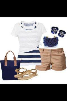 Nautical - Summer outfit