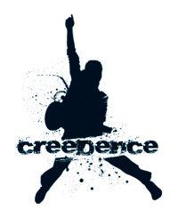 Diseño de logotipo para la Sala de conciertos Creedence de Zaragoza