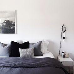 Best Home Design Ideas Dream Bedroom, Home Bedroom, Bedroom Decor, Bedrooms, Bedroom Styles, Bedroom Inspo, New Room, Bauhaus, Home And Living