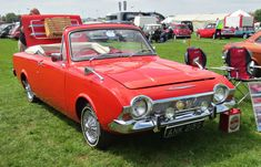 1968 Ford Corsair Crayford Convertible Engine (photo R. Union Jack, Convertible, Britain, Knight, Antique Cars, Classic Cars, Automobile, Engineering, Ford