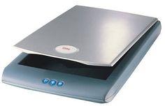 Сканер- устройство, выполняющее преобразование расположенного на плоском носителе  изображения в цифровой формат.