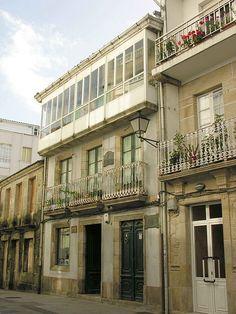 Casa de Rodríguez Castelao - Wikipedia, la enciclopedia libre