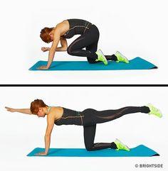 7 gyakorlat, ami átalakítja az egész tested mindössze 4 hét alatt | Kuffer