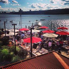 Hidden Beach: #LaMarina is NYC's Uptown Escape.