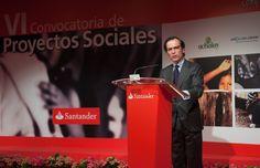 Javier Marín, Consejero Delegado de Banco Santander