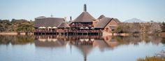 The picturesque Buffelsdrift Game Lodge in Oudtshoorn, Klein Karoo.