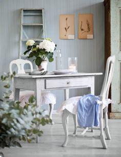 Inred våren med vintage i pastelltoner | Leva & bo | Expressen
