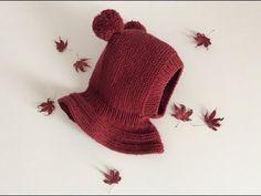 Çocuklar İçin Boyunluklu Bere / Kar Maskesi Yapımı - YouTube Baby Hats Knitting, Knitting For Kids, Baby Knitting Patterns, Knitting Socks, Knitted Hats, Viking Tattoo Design, Viking Tattoos, Crochet Coat, Beanies