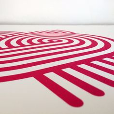 Stripy Heart print (unframed) – Salty's Studio Ltd Silk Screen Printing, Heart Print, One Color, Studio, Paper, Prints, Design, Screen Printing Press, Screen Printing