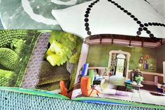 New Designers Guild Book: Meeting Tricia Guild Tricia Guild, Designers Guild, News Design, Journal, Bedroom, Happy, Tips, Books, Painting