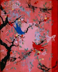 'Les Chansons de le Jardin',  Kathe Fraga