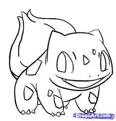 Draw Pokemon
