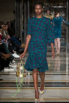 "STARSICA presents their Autumnal 2018 collection at London Fashion Week. The title of the STARSICA AW 2018 Collection is ""Seirēn sings for a Mad King"". Ike Seungik Lee, the designer of STARSICA, took his inspiration from learning the phenomenon of otherness. The idea of this collection is primarily derived from observing the behaviors of the … Continue reading STARSICA Autumn/Winter 2018 →"