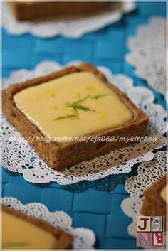 不一樣塔皮的正方形檸檬塔 @ Jane的歡樂廚房 :: 隨意窩 Xuite日誌