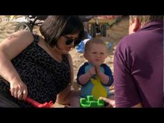 Nessa, Smithy and Neil the baby - Sandcastle expectations Best Of British, British Things, Ruth Jones, Gavin And Stacey, British Comedy, South Wales, Movies And Tv Shows, Bbc, Favorite Tv Shows