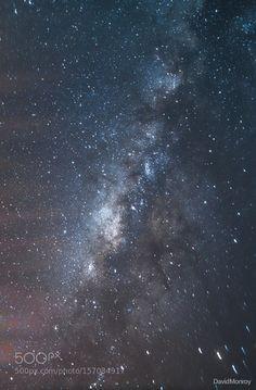 Milky Way (Apilado) Apilado de La via Lactea Tv40x30s - f/2.8 - Iso 3200 Image credit: http://ift.tt/1U4FrPO Visit http://ift.tt/1qPHad3 and read how to see the #MilkyWay #Galaxy #Stars #Nightscape #Astrophotography