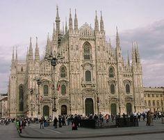 beautiful churches -MILAN