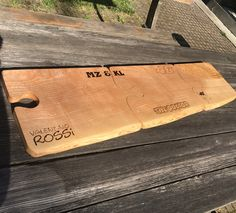 Bamboo Cutting Board, Woodwork, Birthday, Timber Wood, Woodworking, Woodworking Crafts, Wood Working, Wood Crafts, Joinery