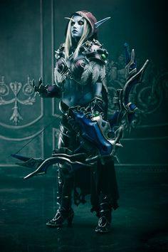 Follow me on Facebook World of Warcraft. Sylvanas Windrunner Costume production/model: Narga (me) Photographer Arwenphoto Full photoshoot more Warcraft cosplays narga-lifestrea...