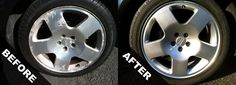 Quality and affordable wheel refinishing is what we're known for in Houston. All minor scratches, curb rash, and minor cracks can be fixed with our wheel refinishing service. Chrome Wheels, Black Wheels, Car Wheels, Vw Polo Modified, Best Cars For Women, Car Buying Tips, Rims For Cars, Aftermarket Wheels, Car Mods