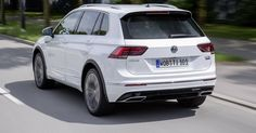 VW Tiguan Now Available With 217hp TSI & 236hp Biturbo TDI Engines