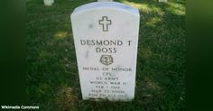 Desmond Doss — Concientious Objector, Medal of Honor Recipient Desmond T Doss, Hacksaw Ridge, Conscientious Objector, Medal Of Honor Recipients, Acts Of Love, National Cemetery, History Education, Special People, Growing Up