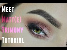 Meet Matte Trimony Look | Easy and Fast Makeup - YouTube