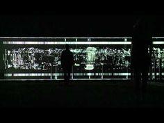 anatomy [civic] is a new audiovisual installation by the acclaimed Japanese artist Ryoji Ikeda, arising from a unique collaboration with Mitsuru Kariya, the development leader of the new Honda Civic car. Voiture Honda Civic, Honda Civic Car, Interactive Installation, Light Installation, Interactive Design, Gifu, Ryoji Ikeda, Infographic Video, Experimental Music