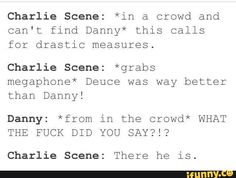 #Hollywood undead #Danny #Charlie Scene