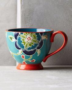 Bellina Blooms Mug
