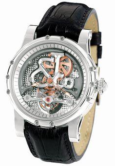 NT1WG часы Jacob & Co Napoleon White Gold