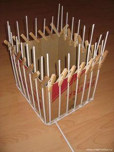 Wonderful DIY Weaving Baskets From Recycled Newspaper | WonderfulDIY.com