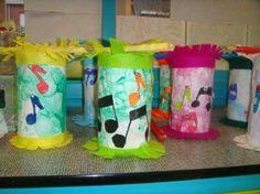 Muziek Instruments, Music Backgrounds, Preschool Art, Lanterns, Kindergarten, Arts And Crafts, Kids, Google, Carnival