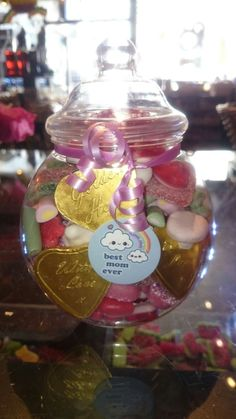 Amanda in Wexford was busy today creating beautiful Mother's Day gifts! Loving the sticker on the jar the most! Snow Globes, Catering, Amanda, Special Occasion, Sticker, Jar, Create, Gifts, Beautiful