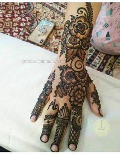 Floral Henna Designs, Latest Bridal Mehndi Designs, Full Hand Mehndi Designs, Henna Art Designs, Modern Mehndi Designs, Mehndi Designs For Girls, Wedding Mehndi Designs, Mehndi Designs For Fingers, Dulhan Mehndi Designs