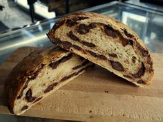 The Bread & Chocolate Loaf at Berkshire Mountain Bakery in Housatonic, MA, Might be the Best Bite I'll Eat All Year