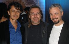 Gustavo Sanchez Parra y Michaell Rowe