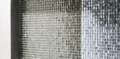 Arabia Sun, Shine and Eclipse: striking glass mosaics by L'Antic Colonial #Porcelanosa #AnticColonial #mosaics