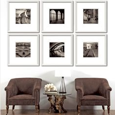 Charlie Waite Signed Architecture Photography, in Choice of Set Size