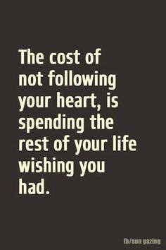 The real cost of not