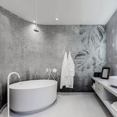 If you're looking for something totally amazing then look no further than WALLPAPER FOR THE BATHROOM! Visit our Showroom to engage with our live installation of this WORLD FIRST product.  WET SYSTEM™ is a patent pending waterproof wallpaper specifically designed for wet area applications. Produced with the highest quality photographic technology and set on a uniquely designed fibreglass fabric; easy and ready to install.  #wallpaper #wallpaperfortheshower #wallpaperroundthepool! #wallanddeco