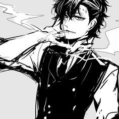 Tyki D. Gray Man