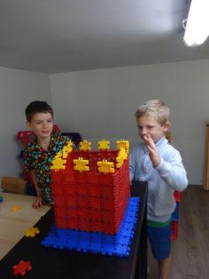 Een kasteel van clicks
