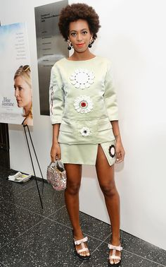 Colour+Wars:+Solange's+25+Best+Outfits+Of+All+Time+via+@WhoWhatWearUK