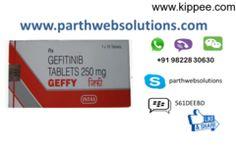 Geffy Gefitinib Tablets (250 mg) 10 Tablets