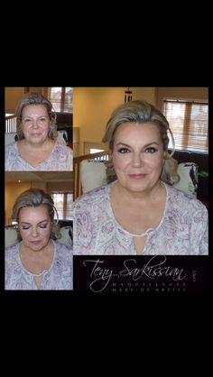 Makeup for mature skin  https://www.facebook.com/TenySarkissianMakeupArtist/